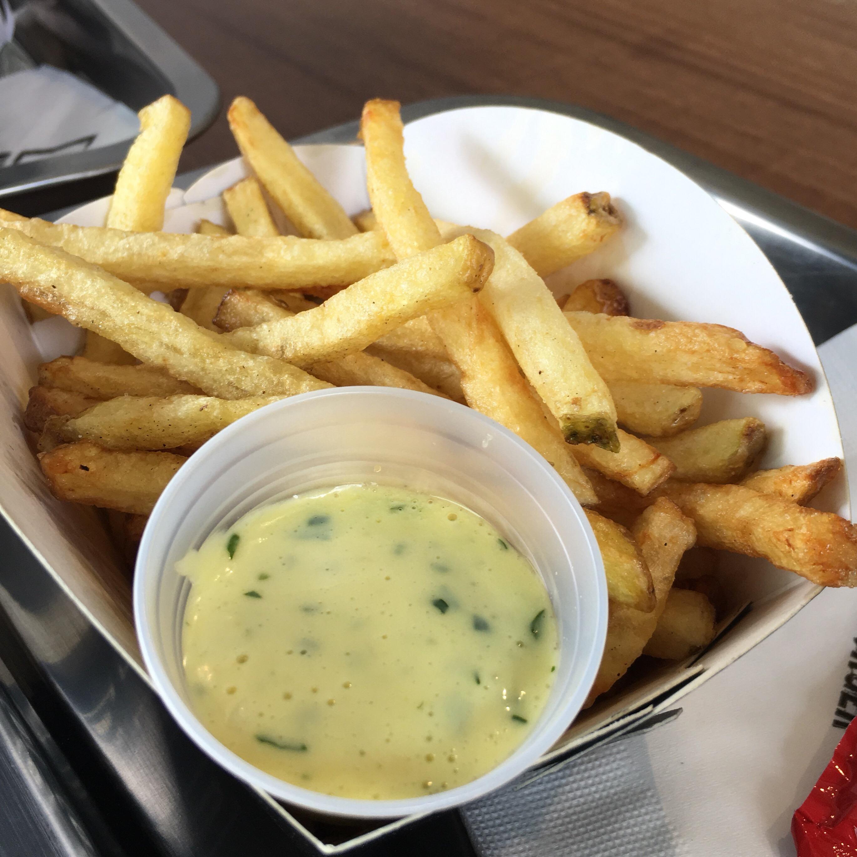 Batata Fria D Burger